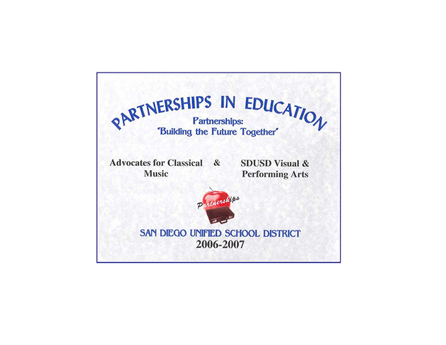 San Diego School District Partnership